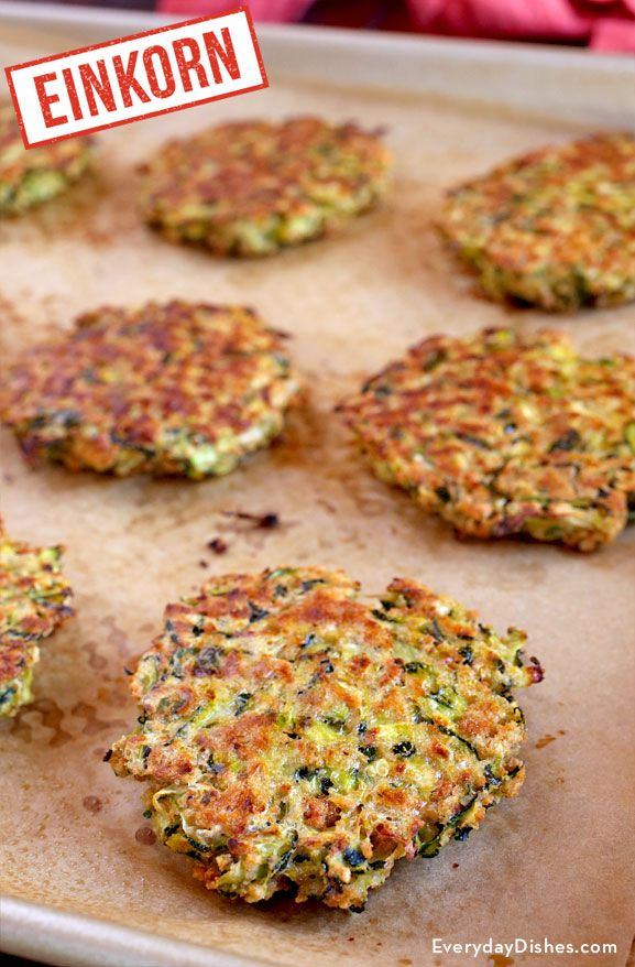 The best thing about evergreen vegetables is that you can make your favorite foods all year round. Our baked zucchini fritters are easy to make and can be enjoyed during any time of day or occasion.
