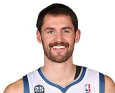 NBA Stats -Kevin Love