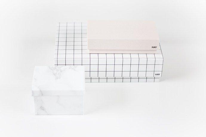 Grid interior trend + design: focus on grid pattern trend for 2016 interiors and design on ITALIANBARK - interior design blog  Hay boxes #haydk
