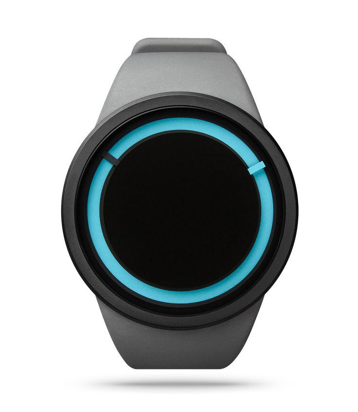 ZIIIRO Eclipse Grey watch - www.ziiiro.com #ziiiro #watch