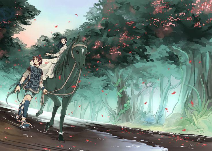 The Shadow of Colossus Wander | Masato Aozora, Shadow of ...