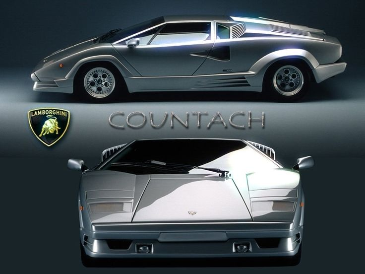 Lamborghini Countach pictures | Lamborghini Countach ~ Beautiful World
