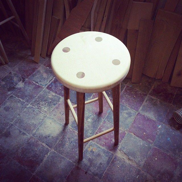 barové židličky/ bar chair  #design #thirwinebar http://www.thir.cz/