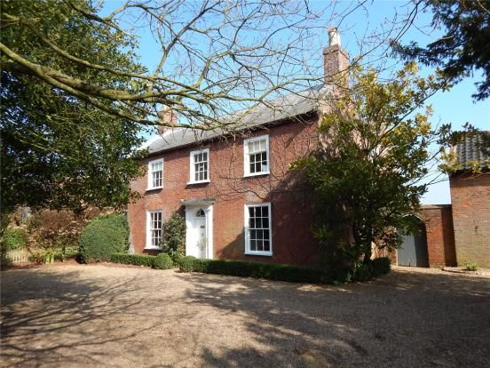 Bungay £525k 3736 sq/ft. 5 bed