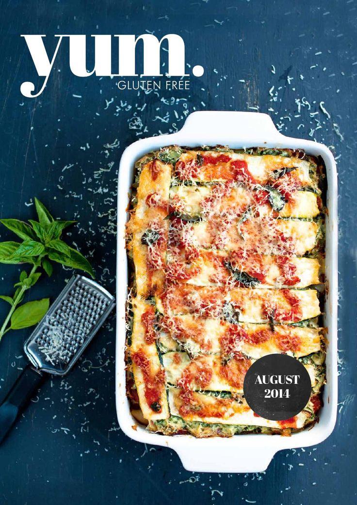 We're in Yum.Gluten Free Magazine! Very excited :-)