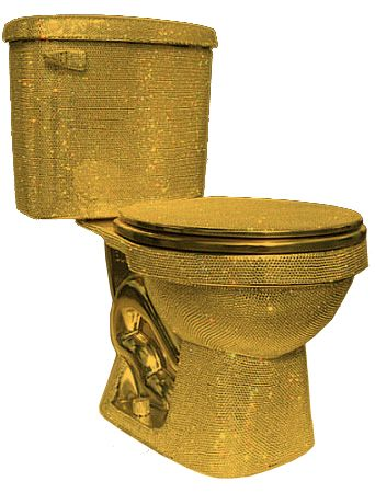 Gold Toilet83 best Luxury Loos images on Pinterest   Toilets  Bathroom ideas  . Solid Gold Toilet Seat. Home Design Ideas
