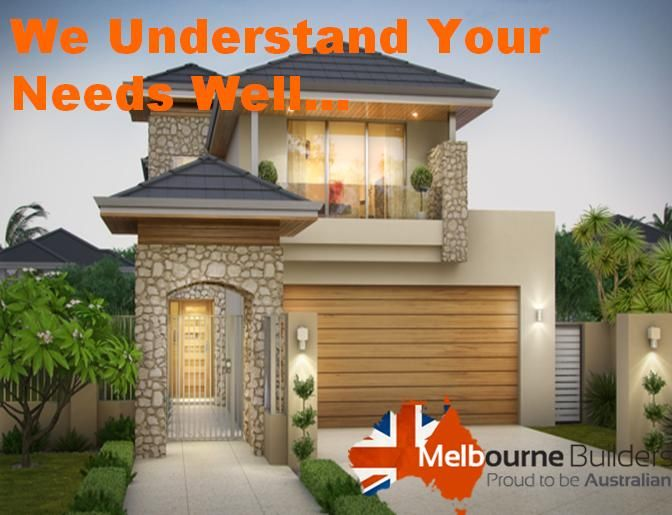 Choose the unique design of your new home reflecting your lifestyle from #MelbourneBuilders that understands what actually your requirements are so as to satisfy you the fullest. Visit website for complete information.