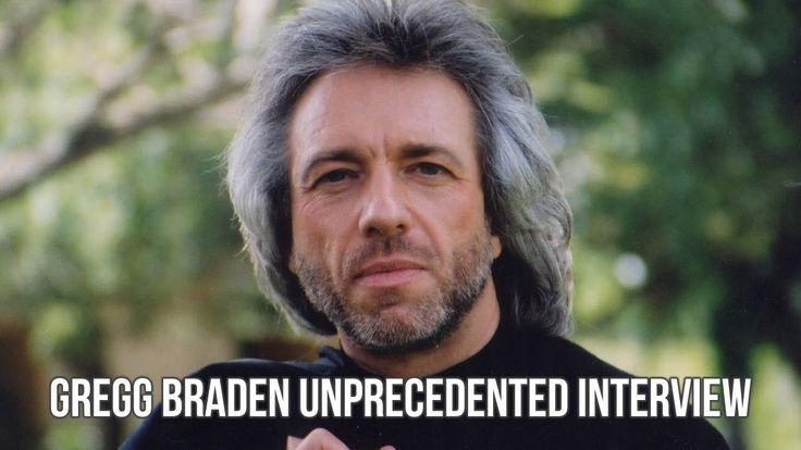 Gregg Braden Unprecedented Interview. A Must Watch