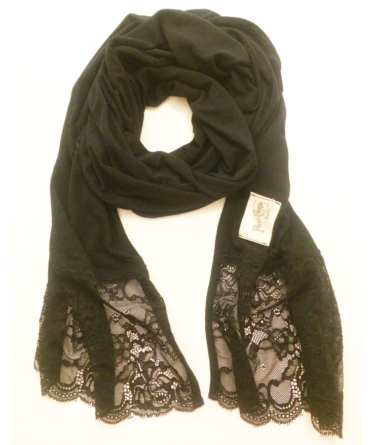A Postcard From Brighton Ella Black Lace Scarf http://www.cove-online.com/Gifts+Accessories-Scarves+Snoods/c2_42/p1291/A-Postcard-From-Brighton-Ella-Black-Lace-Scarf/product_info.html