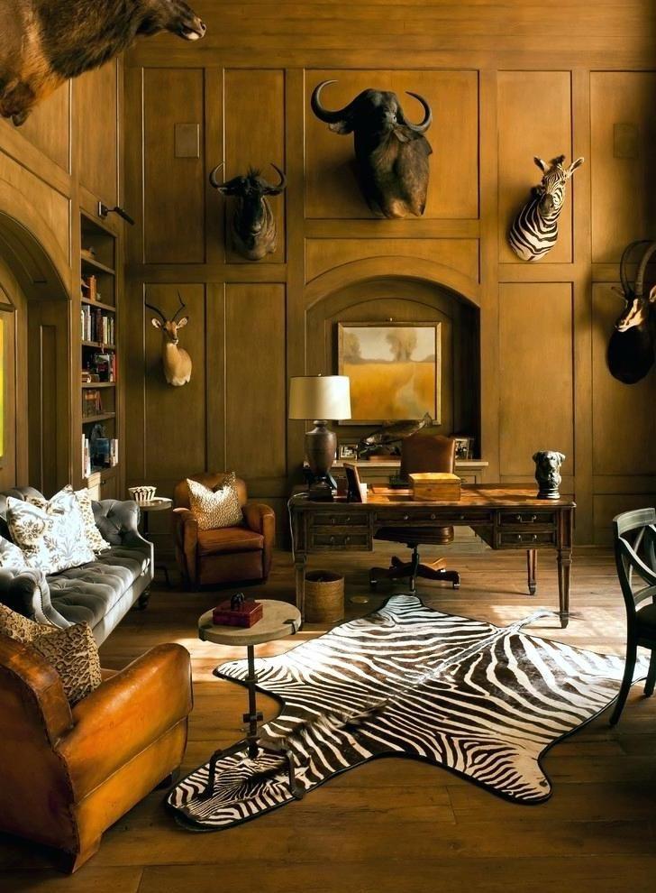 How To Create African Safari Home Décor
