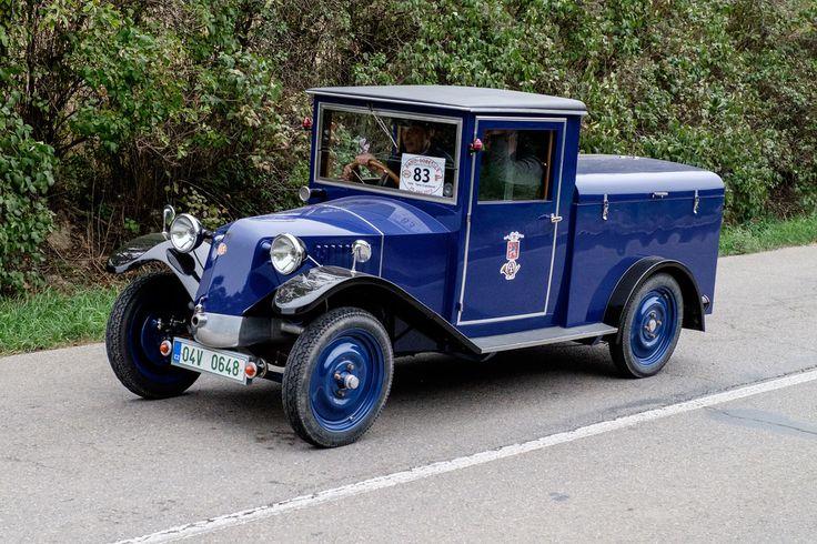 Tatra 12 post truck