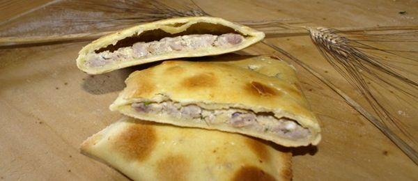U pastizz rtunnar: Il calzone ripieno tipico di Rotondella #food #italian #italy #basilicata