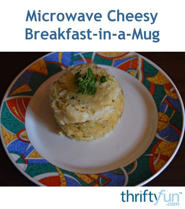 A quick gluten-free breakfast treat for those mornings when you are in a rush.