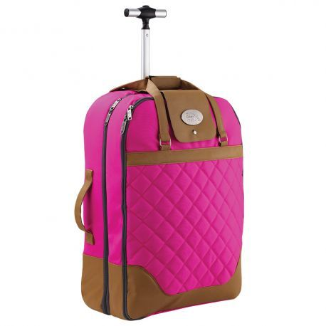 Cabin Max Monaco Dress Carrier Hand Luggage Suitcase