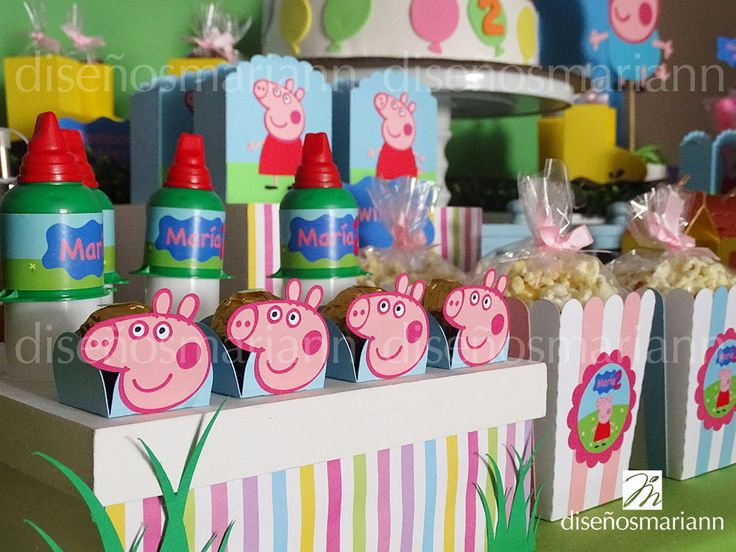 Peppa Pig Candy Bar