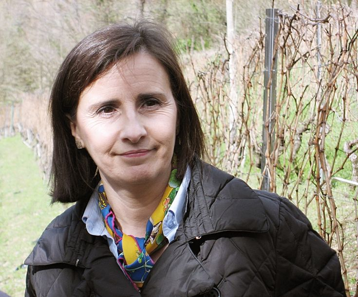 La científica Carmen Martínez, en la Selección Española de la Ciencia 2016 por su labor pionera en el campo de la viticultura #CSIC