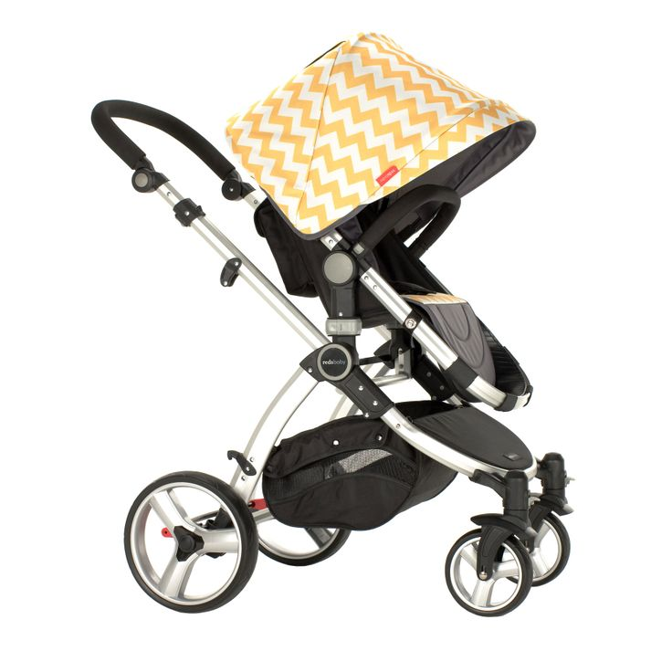 Redsbaby Bounce - The Utlimate All-In-One Stroller/ Pram www.redsbaby.com.au Modern, functional and safe - the perfect stroller for you and your bub!