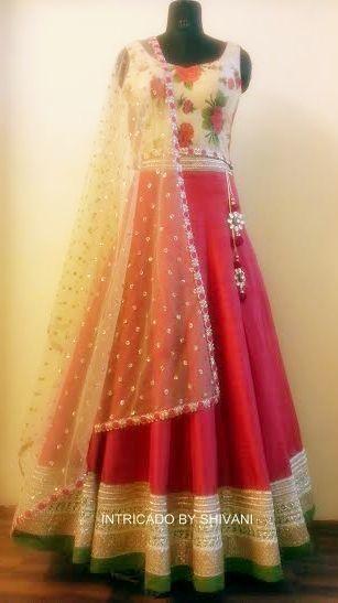 Portfolio of Intricado- Indian Ethnic Couture