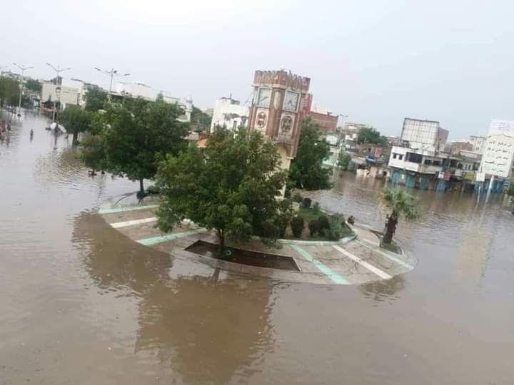 الفلكي الشوافي يتوقع انخفاض هطول الأمطار في اليمن بحوالي 50 Outdoor River Water