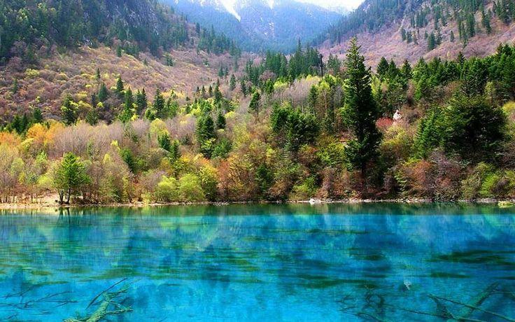 Jiuzhaigou Travel Picture1