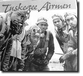 The Tuskegee Airmen were dedicated, determined young men who volunteered to become the first black military airmen during World War II.