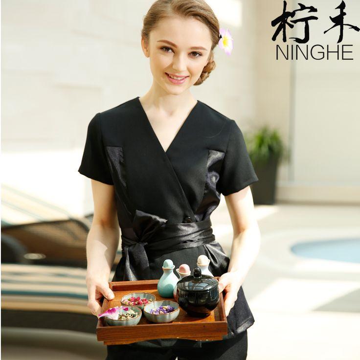 25 best ideas about spa uniform on pinterest salon wear for Spa uniform supplier in singapore