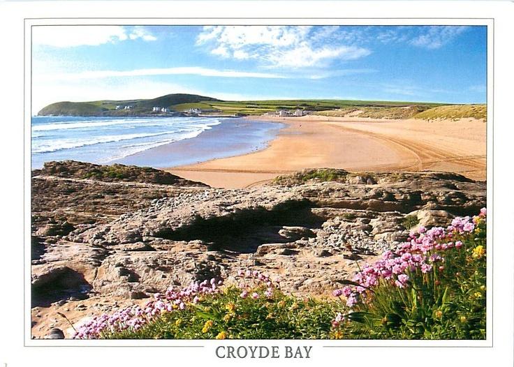 Croyde Bay, Devon, UK <3