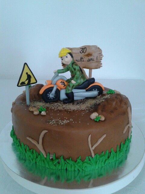 Cake motor