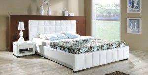 Łóżko KALIPSO H tapicerowane Fabryka Sypialni