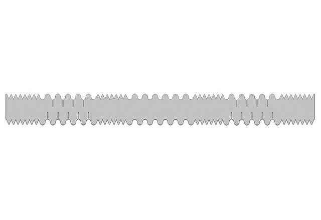 """Kaltschaummatratze »Luxus HR XXL«, , 23 cm hoch, Raumgewicht: 40, (1-tlg), für Gewichtige und """"Schwi"""