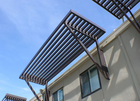 97 best Exterior Sun Shade images on Pinterest | Frostings, Solar ...