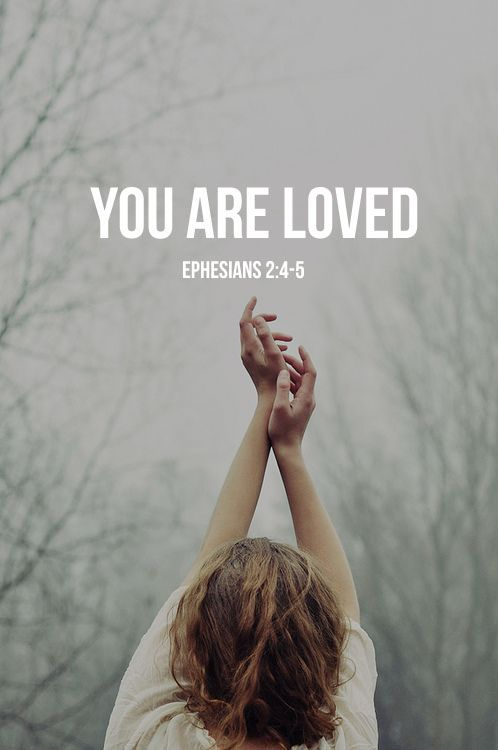 worshipgifs:  Ephesians 2:4-5 But God, being rich in mercy, because of the great love with which he loved us, evenwhen we were dead in our trespasses, made us alive together with Christ - by grace you have been saved.