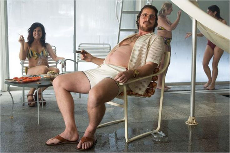Christian Bale American Bluff