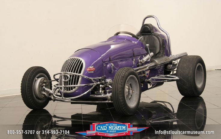 Removed midget auto racing history can