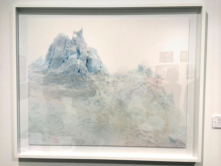 """Best of Contemporary Art Photography   Discover Miami Art Basel   Favorites from The Print Atelier TPA curator Maude Arsenault   The Next Generation Art Gallery   """"69°12'16"""" N : 50° 15′ 22"""" W – 08.06.2012 – 03:45:21 – Altitude 29,38m – JORGE FUEMBUENA, La New Gallery"""""""