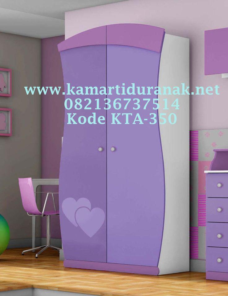 Harga Lemari Pakaian Anak 2 Pintu Minimalis Modern, Jual Lemari Pakaian Anak Murah, Lemari Baju Anak Minimalis Modern, Lemar Pakaian 2 Pintu