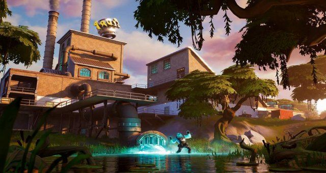 Fortnite Battleroyale Search Hidden F Found In The New World Loading Screen Chapter 2 Season 1 Fortnite New World Background