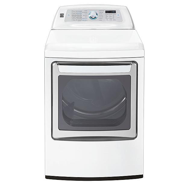 Kenmore Elite Kenmore Elite 61552 7 3 Cu Ft Electric Dryer W