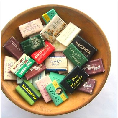 wee motel soap collection ... i used to have my own collection ...