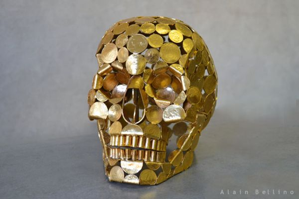 Goldenboy 2 by Bellino Alain, via Behance