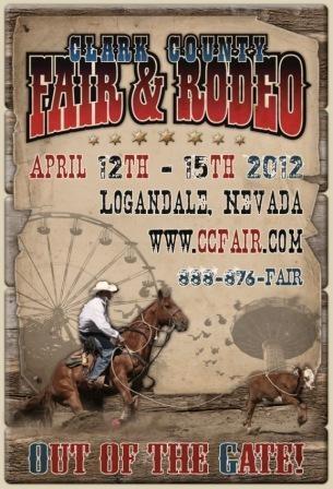 2012 Clark County Fair & Rodeo, Logandale, NV