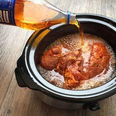 Slow Cooker Irn Bru Pulled Pork