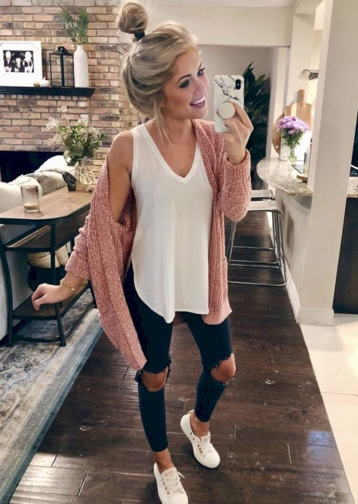 39 Comfy Winter School Outfits for Cold Weather