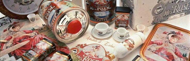 Mrs Rose...vintage coffee