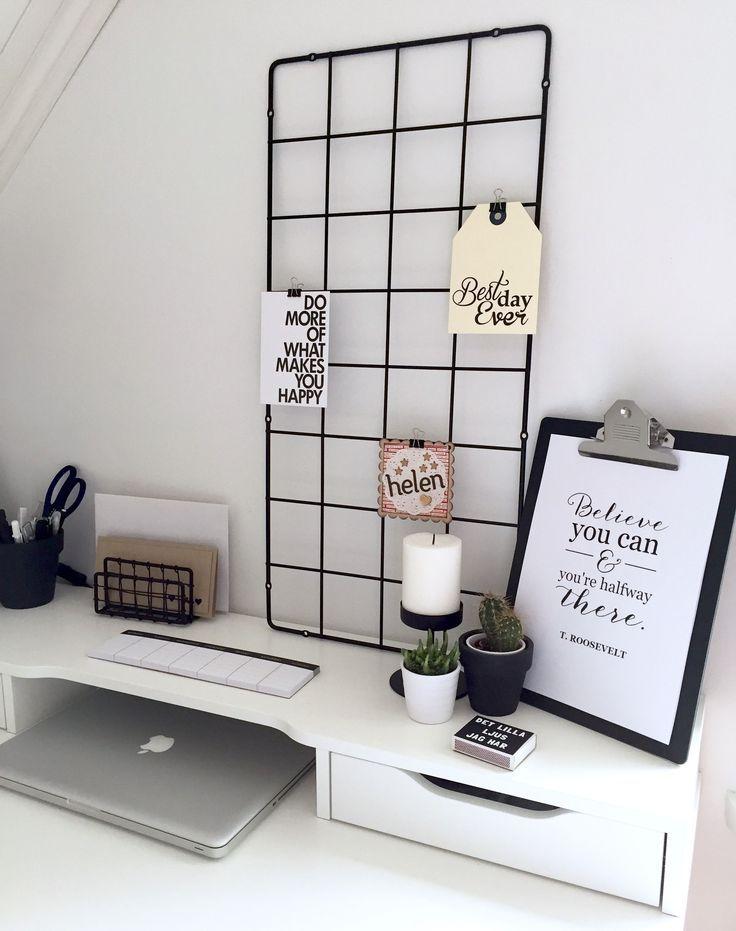 Blandine Muller Genuine Communication Les Espaces Ikea Alex Desk