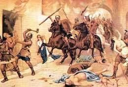 (15) 487 – 15 de noviembre: El rey de los hérulos, Odoacro, maestro de Italia, lucha contra Feleteo y lo captura , es el rey de los rugios, sobre el Danubio.