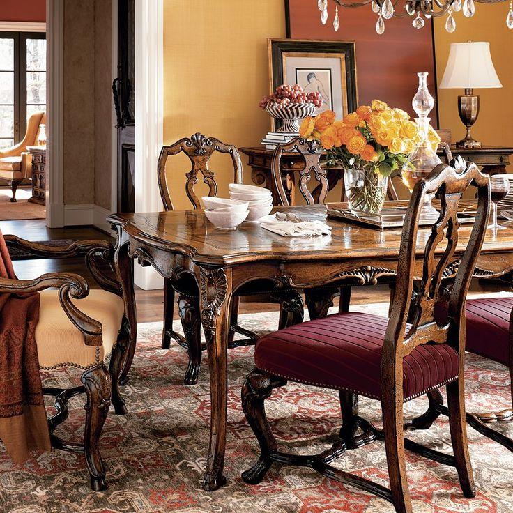 Henredon Furniture 4400 27 Dining Room Castellina Torino Chair