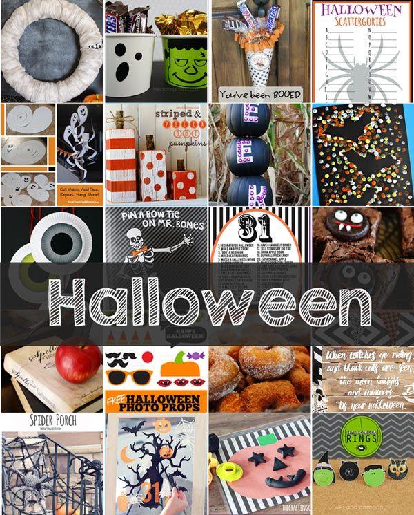 halloween favorites - Halloween Trick Ideas