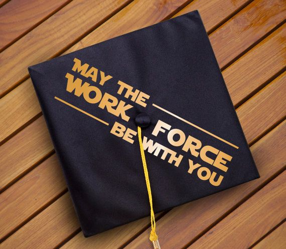 May The Work Force Be With You Star Wars by AliRoseCreative