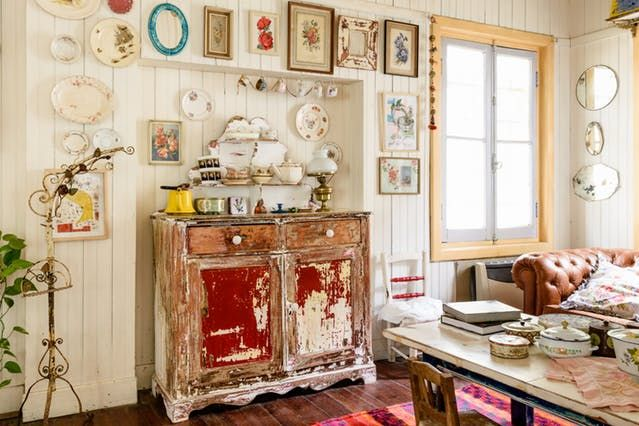 House Tour: Una Casa Restaurada en Buenos Aires | Terapia de Apartamento